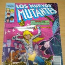 Cómics: LOS NUEVOS MUTANTES RETAPADO NºS 36 37 38 39 40 FORUM. Lote 264970549