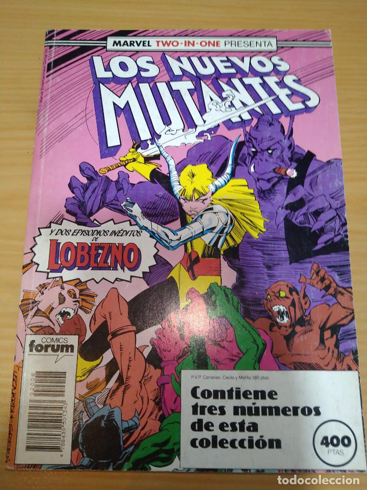 LOS NUEVOS MUTANTES RETAPADO NºS 48 49 50 (DOBLES MARVEL TWO IN ONE) FORUM (Tebeos y Comics - Forum - Nuevos Mutantes)