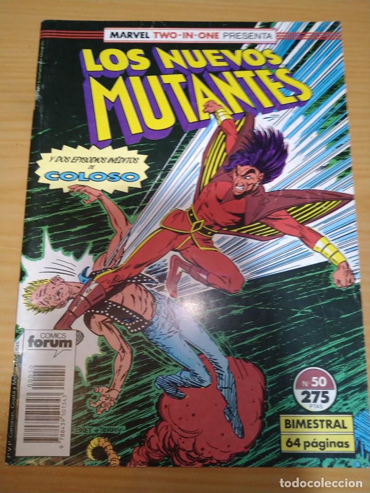 LOS NUEVOS MUTANTES Nº 50 (MARVEL TWO IN ONE) FORUM (Tebeos y Comics - Forum - Nuevos Mutantes)
