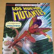 Cómics: LOS NUEVOS MUTANTES Nº 50 (MARVEL TWO IN ONE) FORUM. Lote 264970959