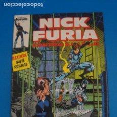 Cómics: COMIC DE NICK FURIA CONTRA SHIELD AÑO 1989 Nº 2 DE COMICS FORUM LOTE 9 F. Lote 265119249