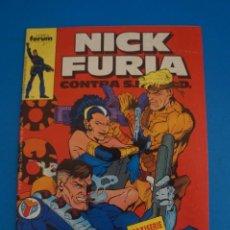 Cómics: COMIC DE NICK FURIA CONTRA SHIELD AÑO 1989 Nº 5 DE COMICS FORUM LOTE 9 F. Lote 265119334