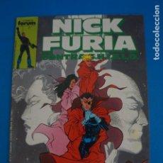 Cómics: COMIC DE NICK FURIA CONTRA SHIELD AÑO 1989 Nº 7 DE COMICS FORUM LOTE 9 F. Lote 265119424