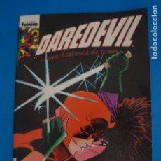 Cómics: COMIC DE DAREDEVIL AÑO 1989 Nº 6 DE COMICS FORUM LOTE 9 F. Lote 265119679
