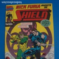 Cómics: COMIC DE NICK FURIA AGENTE DE SHIELD AÑO 1991 Nº 14 DE COMICS FORUM LOTE 9 F. Lote 265121589