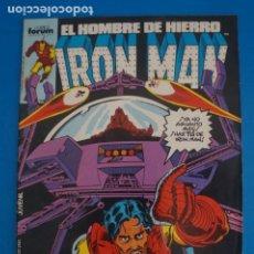 Comics: COMIC DE IRON MAN EL HOMBRE DE HIERRO AÑO 1986 Nº 21 DE COMICS FORUM LOTE 8 F. Lote 265122939