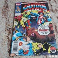 Comics : CAPITAN AMERICA & THOR VOL. 2. Nº 11. FORUM. 1993. C-79. Lote 265277179