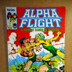 Cómics: ALPHA FLIGHT Nº 12 ( FORUM ). Lote 265431064