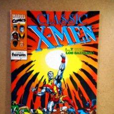 Comics: CLASSIC X-MEN Nº 34. Lote 265439134