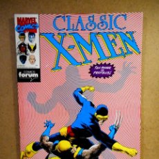 Comics: CLASSIC X-MEN Nº 33. Lote 265439894
