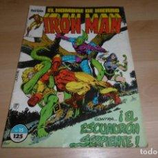 Cómics: COMIC EL HOMBRE DE HIERRO IRON MAN Nº 15 COMICS FORUM. Lote 265487354