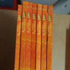 Comics: LA ERA DE LA APOCALIPSIS X-MEN LOTE 7 TOMOS TAPA DURA DEL 1 AL 7 (PLANETA DE AGOSTINI). Lote 265497784