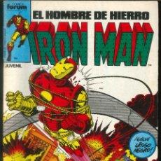 Comics: IRON MAN EL HOMBRE DE HIERRO CÓMICS FÓRUM MARVEL NÚMERO 6. Lote 265507079