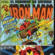 Comics: IRON MAN EL HOMBRE DE HIERRO CÓMICS FÓRUM MARVEL NÚMERO 9. Lote 265507709