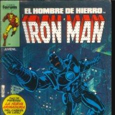 Comics: IRON MAN EL HOMBRE DE HIERRO CÓMICS FÓRUM MARVEL NÚMERO 10. Lote 265507869