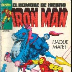Comics: IRON MAN EL HOMBRE DE HIERRO CÓMICS FÓRUM MARVEL NÚMERO 17. Lote 265508144