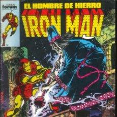 Comics: IRON MAN EL HOMBRE DE HIERRO CÓMICS FÓRUM MARVEL NÚMERO 18. Lote 265508279