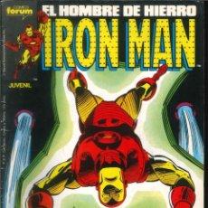 Comics: IRON MAN EL HOMBRE DE HIERRO CÓMICS FÓRUM MARVEL NÚMERO 35. Lote 265508449