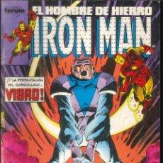 Comics: IRON MAN EL HOMBRE DE HIERRO CÓMICS FÓRUM MARVEL NÚMERO 36. Lote 265508589