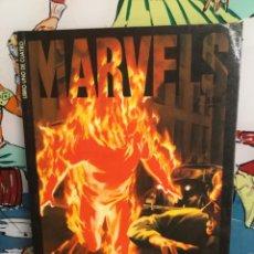 Cómics: MARVELS LIBRO UNO DE CUATRO, TIEMPOS DE PRODIGIOS, MARVEL, FORUM, 1994 (REF 76). Lote 265560599