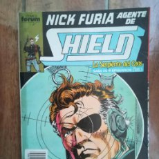 Cómics: NICK FURIA. AGENTE DE SHIELD. TOMO RETAPADO. FORUM. Lote 265653634