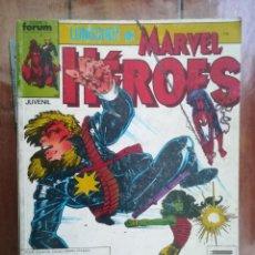 Cómics: MARVEL HÉROES. TOMO RETAPADO. FORUM. Lote 265656044