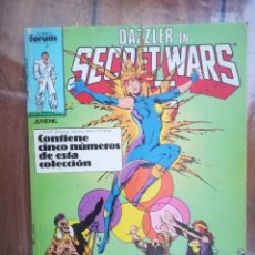 Cómics: SECRET WARS II. TOMO RETAPADO. FORUM. Lote 265656509