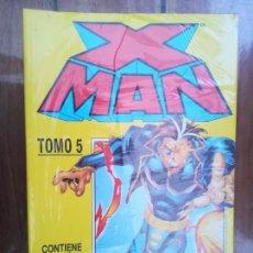 Cómics: X-MAN. VOL II. TOMO RETAPADO. FORUM. Lote 265656974