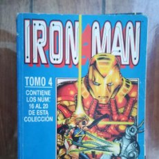 Cómics: IRON MAN. VOL IV. TOMO RETAPADO. FORUM. Lote 265657309