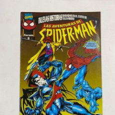 Comics: LAS AVENTURAS DE SPIDERMAN. Nº 3.- DUELO SINIESTRO. MARVEL COMICS / FORUM. Lote 265709384