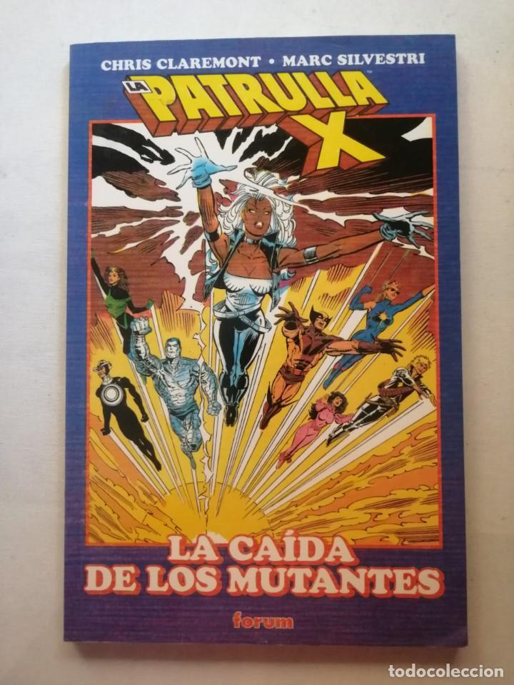 LA PATRULLA X. LA CAIDA DE LOS MUTANTES. (Tebeos y Comics - Forum - Patrulla X)