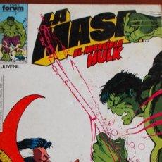 Cómics: LA MASA - EL INCREIBLE HULK - FORUM - NÚMEROS 41 A 45.. Lote 265825309