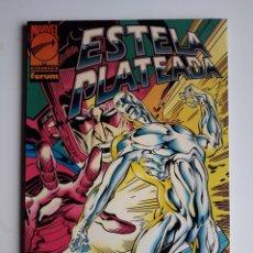 Comics : ESTELA PLATEADA. LA MALDICIÓN DE GALACTUS. TOMO RÚSTICA. Lote 265843209