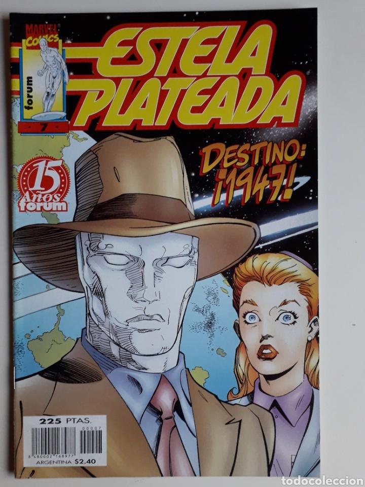 ESTELA PLATEADA VOL 3. NUM 7. EXCELENTE ESTADO (Tebeos y Comics - Forum - Silver Surfer)