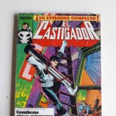 Cómics: EL CASTIGADOR. TOMO CON LOS NÚMEROS 1,2,3,4 Y 5. Lote 266302803