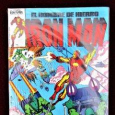 Comics: EL HOMBRE DE HIERRO IRON MAN VOLUMEN 1 Nº1 FORUM 1985 EXCELENTE ESTADO. Lote 266432228