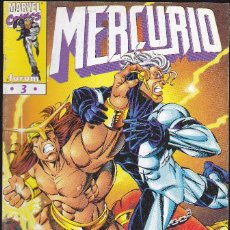 Cómics: MERCURIO - Nº 3 DE 13 - INSTINTO ASESINO - 1998 - FORUM -. Lote 266544818