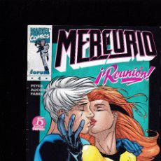 Cómics: MERCURIO - Nº 4 DE 13 - RAZA INHUMANA - 1998 - FORUM -. Lote 266545308