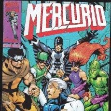 Cómics: MERCURIO - Nº 5 DE 13 - CIUDAD DE LOCOS - 1998 - FORUM -. Lote 266546158