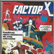 Comics: PLANETA. FACTOR X. 2. RETAPADOS.. Lote 266692723