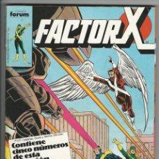 Comics: PLANETA. FACTOR X. 01. RETAPADOS.. Lote 266692738