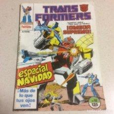 Cómics: COMIC TRANSFORMERS Nº15 ESPECIAL NAVIDAD. Lote 266805204