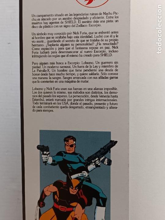 Cómics: LOBEZNO Y CAPITAN FURY ZINCO - Foto 2 - 266809324