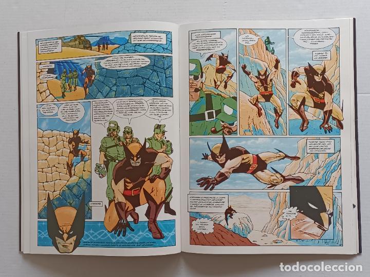 Cómics: LOBEZNO Y CAPITAN FURY ZINCO - Foto 4 - 266809324