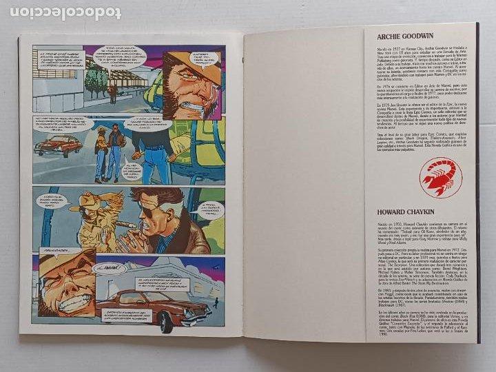 Cómics: LOBEZNO Y CAPITAN FURY ZINCO - Foto 5 - 266809324