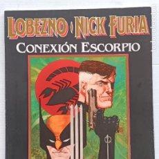 Cómics: LOBEZNO Y CAPITAN FURY ZINCO. Lote 266809324