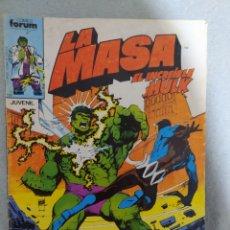 Cómics: LA MASA. N°32.MARVEL- FORUM. 1984 A COLOR. COMIC EN EXCELENTE ESTADO DE CONSERVACIÓN.. Lote 266812374