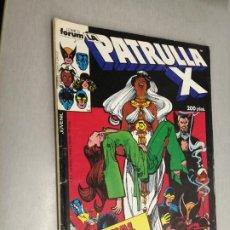 Comics : LA PATRULLA X ESPECIAL VACACIONES 1986 / MARVEL - FORUM. Lote 266846409
