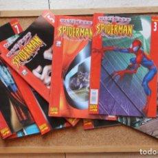 Cómics: LOTES DEL 1-10 ULTIMATE SPIDERMAN. FORUM MARVEL COMICS.. Lote 266867734