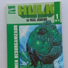 Cómics: HULK PAUL JENKINS FORUM. Lote 266903239